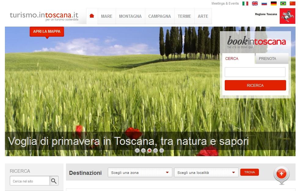 book in toscana
