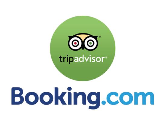 tripadvisor e booking.com