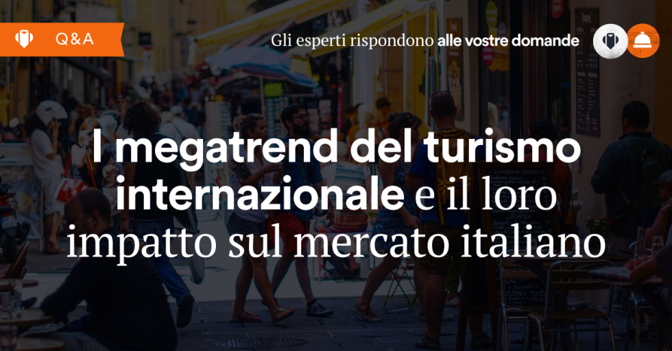 Q&A - megatrend turismo