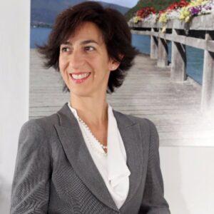 Cristina Bergonzo, Responsabile Osservatorio Turistico della Regione Piemonte