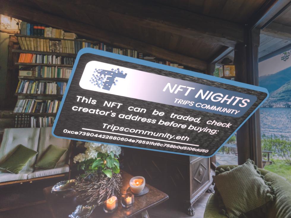 prenotazioni NFT