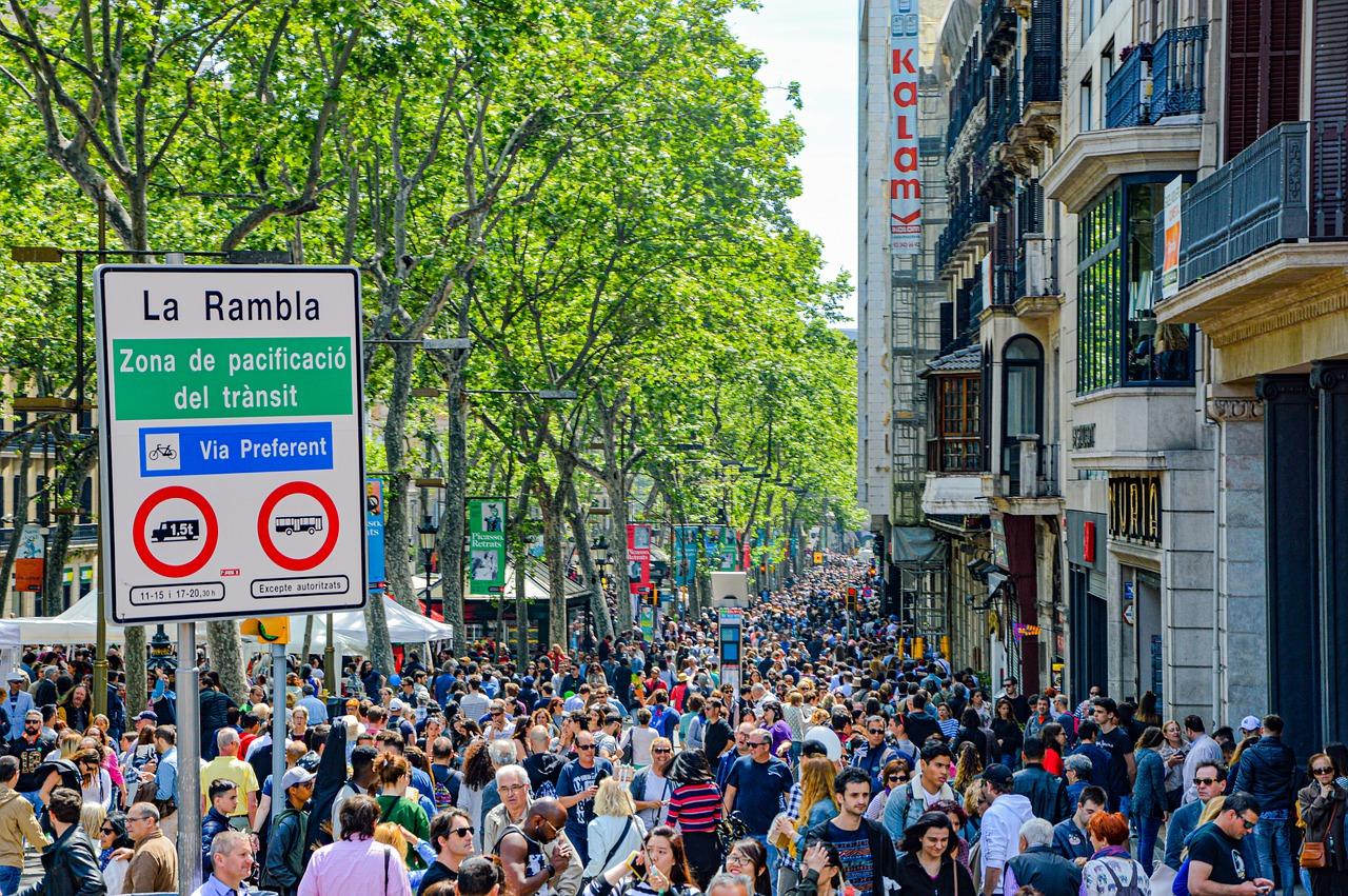 La fine del sovraffollamento turistico?